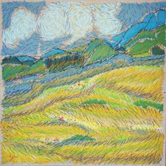 Age – Landscape 01 - 100 x 100 - 18