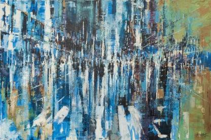 Gittisak - City of Sapphire - 180 x 120 - 25