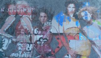 Kee – pop art 25 - 85 x 50 - 10