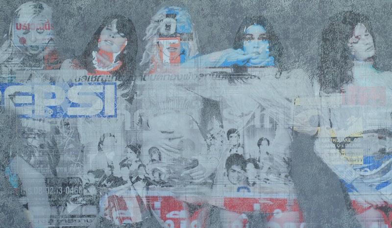 Kee – pop art 27 - 85 x 50 - 10