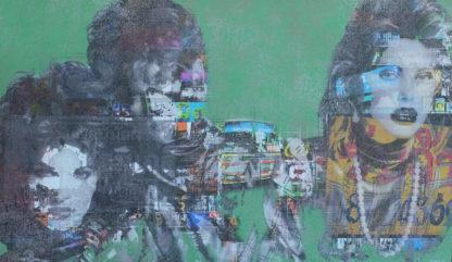 Kee - pop art 28 - 85 x 50 - 8-5