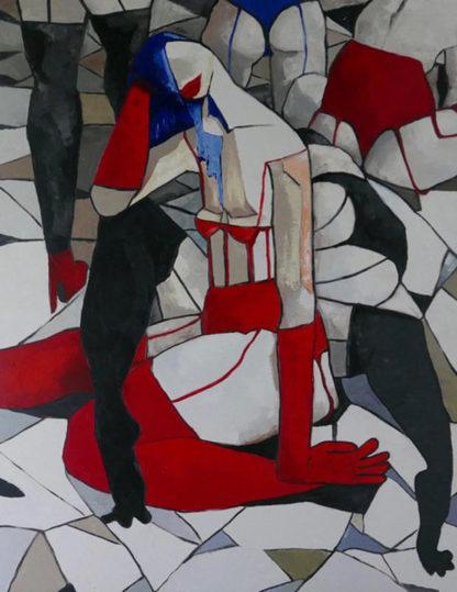 Ta - The Ladies - 105 x 135 - 35