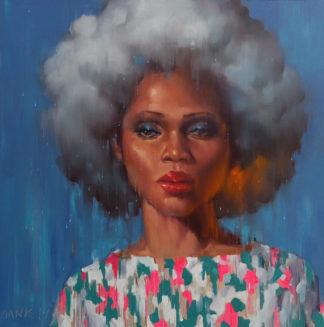Arthit - Afro 04 - 120 x 120 - 35