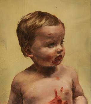 Pace Gallery - Michaël Borremans - Fire from the Sun