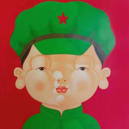 Lek - Baby Mao - 120 x 120 - 30