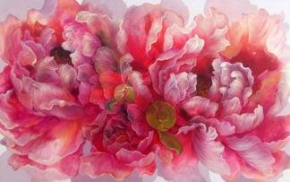 Tor – Flower 51 - 160 x 100 - 22