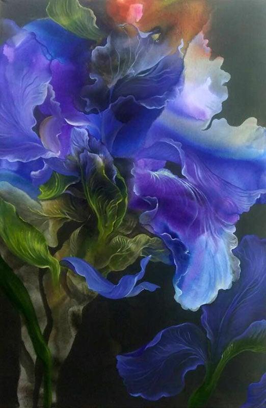 Tor – Flower 53 - 70 x 120 - 12