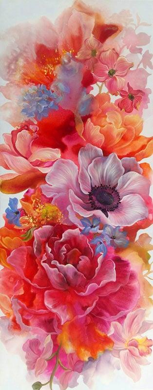 Tor – Flower 56 - 70 x 180 - 15 - edit