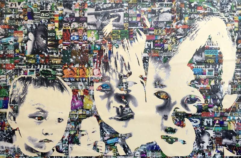 Kee - pop art 29 - 154 x 102.5