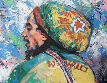 Paa - Bob Dylan 01 - 60 x 40 - 4-5
