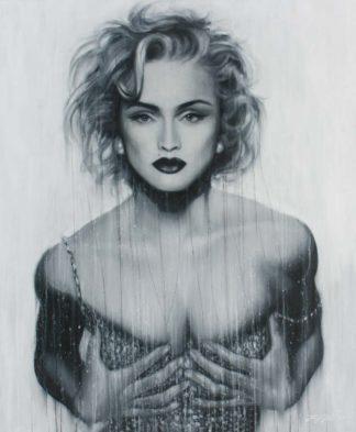 Paitoon - Madonna Portrait - 100 x 120 - 18
