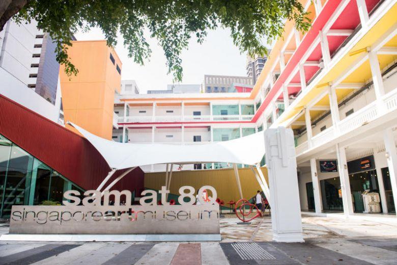 Singapore Art Museum - Singapore Biennale 2019