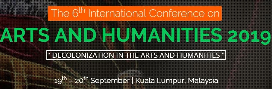 The IIKM - Art and humanities conference 2019