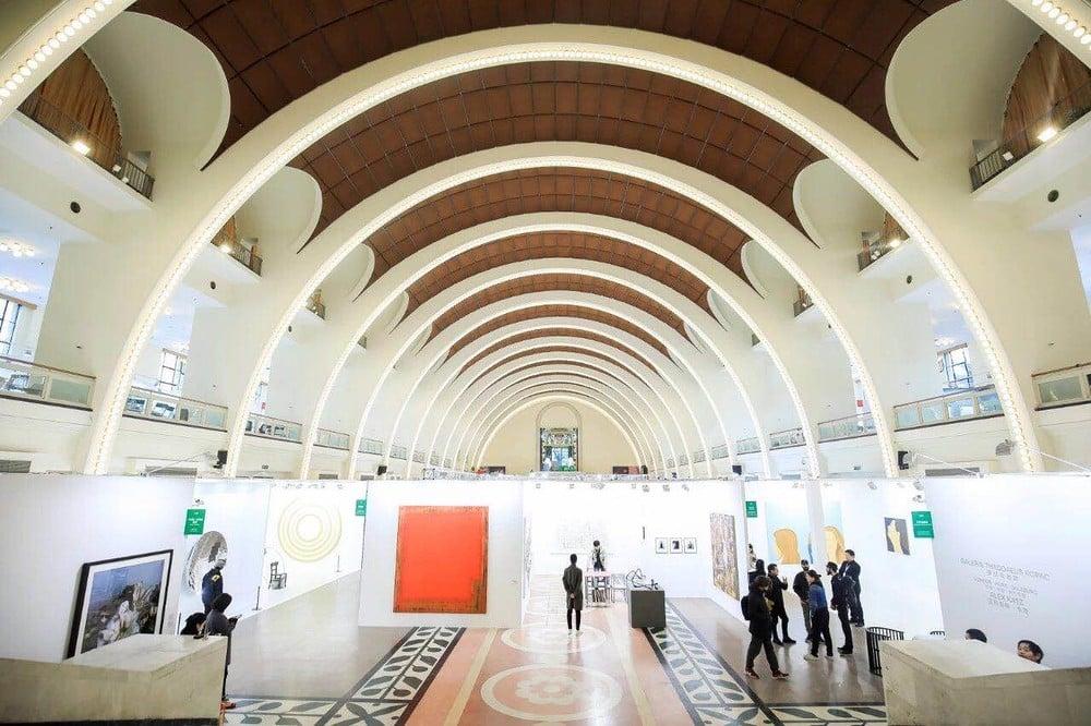 Shanghai Exhibition Center - 2019 ART021 Shanghai contemporary art fair