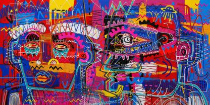 Jakkrit – Painting 95 - 200 x 100 - 43
