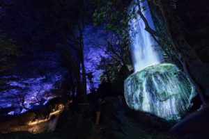 Teamlab - mifuneyama rakuen - Where gods live