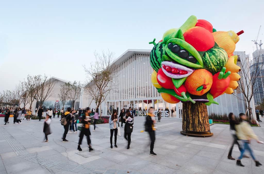 West Bund Shanghai - Art & Design Fair