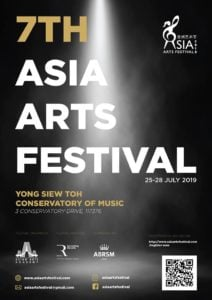 Yong Siew Toh Conservatory - Asia Arts Festival