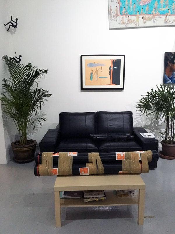 Art shipping company