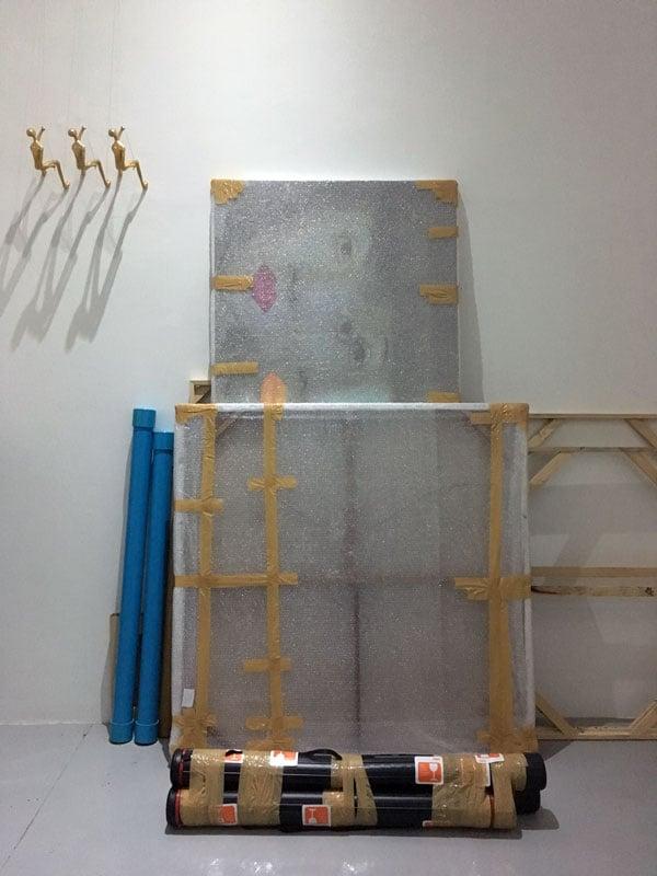 art shipping service